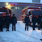 На трассу «Россия» в Новгородской области вышли «Кирасир» и «Натиск»
