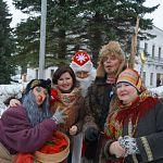 Сегодня музей деревянного зодчества приглашает на сказочное новогодье