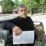 Валентина Ефимова, пикетировавшего банк в Великом Новгороде, выпустили из психбольницы