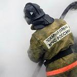 На пожаре под Новгородом погиб шестилетний ребенок