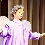В Великом Новгороде состоялся фестиваль детского творчества «Рождественские представления»