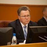 Спикер Думы Великого Новгорода готов уйти в отставку вместе с мэром