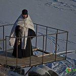 Новгородскую воду снова освятили