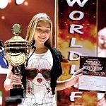 Марьяну Наумову лишили звания мастера спорта Украины за посещение ДНР