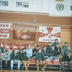 Фанаты «Спартака» снова оказались сильнейшими на новгородской земле