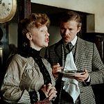 «Миссис Бэрримор» из советского «Шерлока Холмса» сыграет моноспектакль в филармонии