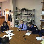 В новгородском Следственном комитете провели специальное совещание по поискам Вики Васильевой