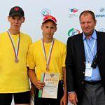 Бронзовым призёрам первенства России по гребле город дал стипендию – 1000 рублей на двоих