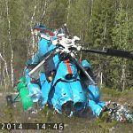 Эксперты пришли к выводу, что в аварии, в которой погиб Олег Вереникин, был виноват экипаж