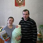 В Новгородской области родился мальчик Добрыня