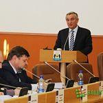 Мэр Великого Новгорода сегодня выступит с отчётом перед Думой