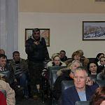На публичных слушаниях в Боровичах потребовали распустить Думу и провести референдум