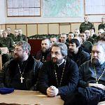 Новгородские священники провели в Валдайском районе военные сборы