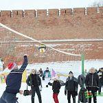 В воскресенье на берегу Волхова сыграют в пляжный волейбол