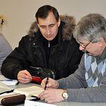 Новгородская делегация встретилась с украинскими беженцами в Ростовской области