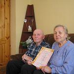 Свадьба в Малой Вишере: 90-летний жених и 83-летняя невеста