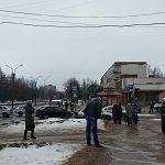 Улицу Ломоносова перекрывали из-за старого радиоприёмника