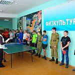 День православной молодежи в Великом Новгороде отметили турниром по настольному теннису
