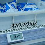 Федеральные торговые сети договорились заморозить цены на социально значимые продукты