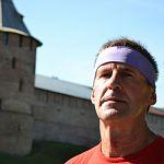 Новгородец пробежит свыше 600 километров по Святой земле