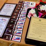 В Великом Новгороде наградили лучших спортсменов