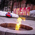 В Великом Новгороде открыли 70-дневную эстафету памяти
