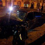 В Великом Новгороде водитель «Мерседеса» устроил ДТП со смертельным исходом и скрылся