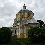 Новгородскому священнику объявили устное замечание за реставрацию церкви без разрешения
