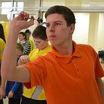 Окуловские метатели дротиков завоевали шесть медалей домашнего первенства России