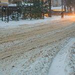 Агония зимы привела к всплеску аварийности на дорогах