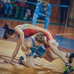 Надежда Соколова заняла второе место на первенстве России по женской борьбе в новой весовой категории