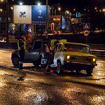 На Колмовском мосту в Великом Новгороде погиб человек