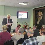 Новгородские коммунисты готовятся достойно отметить 100-летие Великого Октября