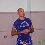 Александр Яковлев победил на турнире UFC в Вирджинии