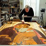 В новгородском музее представят икону XV века