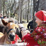 В Витославлицах прошли пасхальные деревенские гуляния
