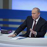 Сегодня президент ответит на вопросы россиян