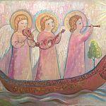В Великом Новгороде открылся первый хоровой фестиваль «Пасхальный глас»