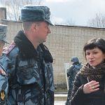 В Великом Новгороде сотрудников УФСИН учили переговорам с преступниками
