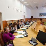 В Великом Новгороде Молодёжная палата собралась на первое заседание и избрала председателя
