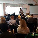 Новгородский бизнес-клуб поделил боровичских предпринимателей на круги, квадраты, треугольники и зигзаги