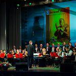 Репертуар областной филармонии пополнил литературно-музыкальный моноспектакль «Василий Теркин»