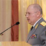 Бывшего начальника ГУ МВД по СЗФО доставили в Басманный суд