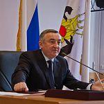 На следующей неделе Дума Великого Новгорода рассмотрит вопрос об удалении мэра