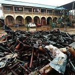 В деревне Зубакино подростки утащили три с половиной тонны металла