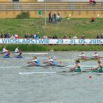 Новгородка не пробилась в финал чемпионата Европы по академической гребле