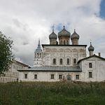 В Воскресенском соборе Деревяницкого монастыря провели противоаварийные работы
