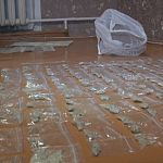 Новгородец легализовал в Санкт-Петербурге восемь миллионов рублей за наркотики