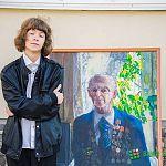 15-летний боровичский художник получил стипендию от жителей американского города-побратима
