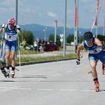 Новгородская спортсменка завоевала на Кубке мира в Хорватии серебряную медаль